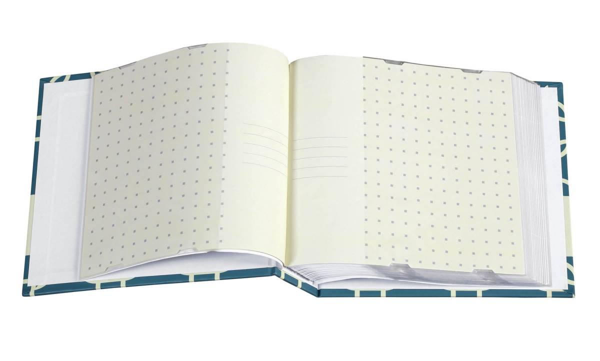 Album memo 200f 11×16 design