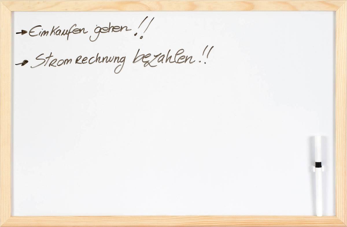 Pann.lavagna/bi+ cornice 40×60