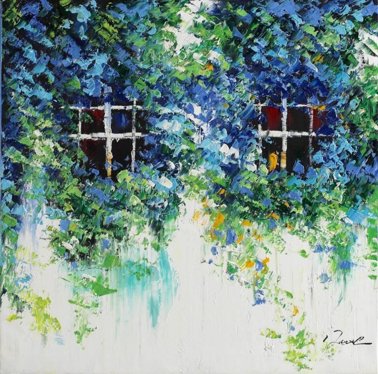 Dipinto art. z333 60×60