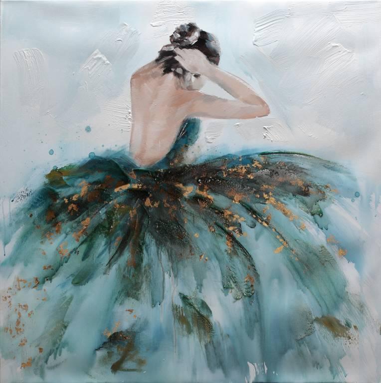 Dipinto art. w637 100×100