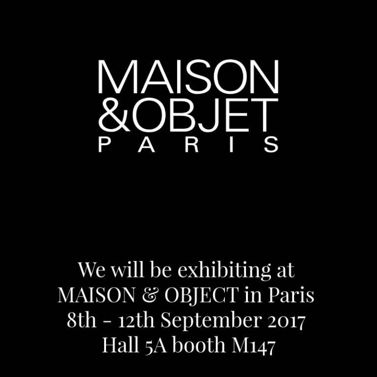 Maison&Object Parigi
