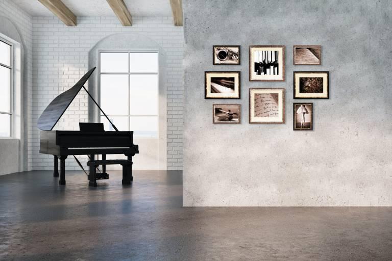 Set cornici 6650/mi c/st.music