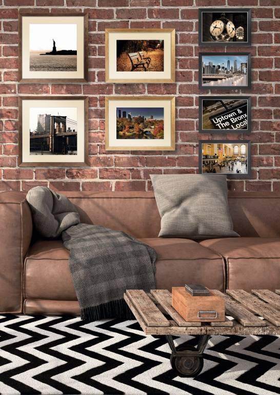 Set cornici 6470/mi c/st.new york