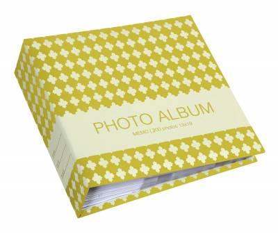 Album memo 200f 13×19 design