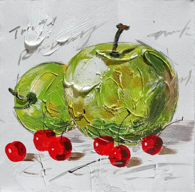 Dipinto art. w549 30×30