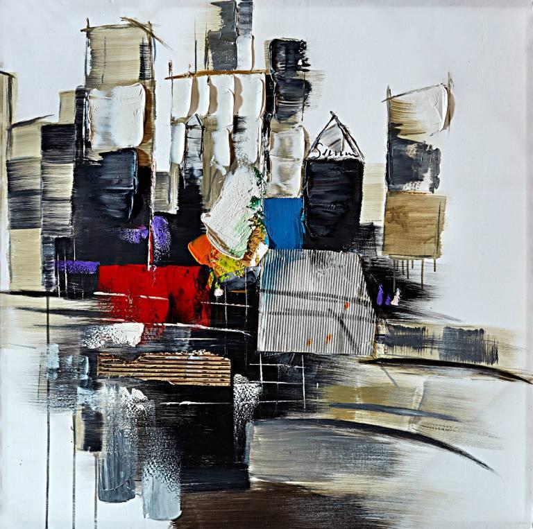 Dipinto art. z365 100×100