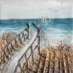 Dipinto art. z404 30×30