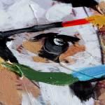 Dipinto art. z405 30×30