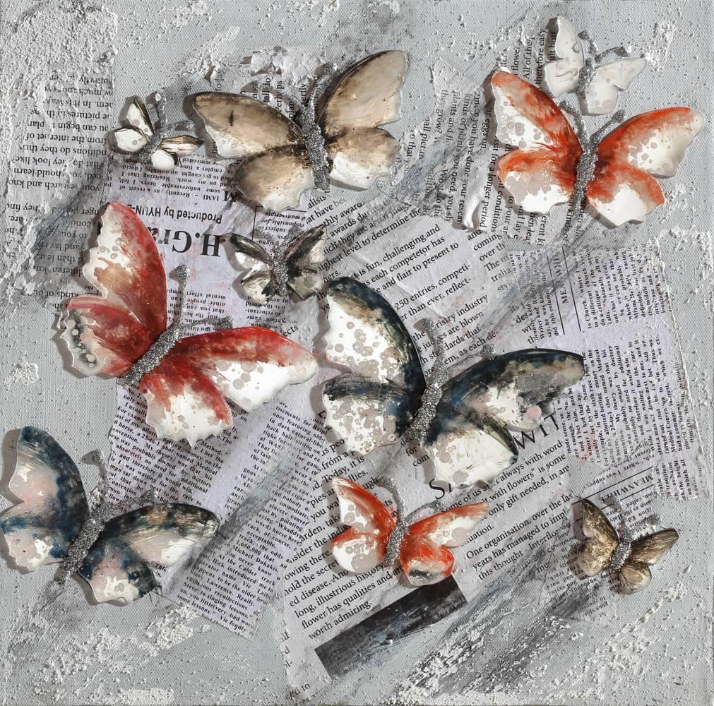 Dipinto art. z412 30×30