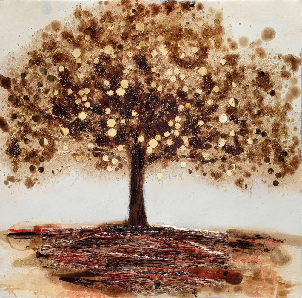 Dipinto art. z437 80×80