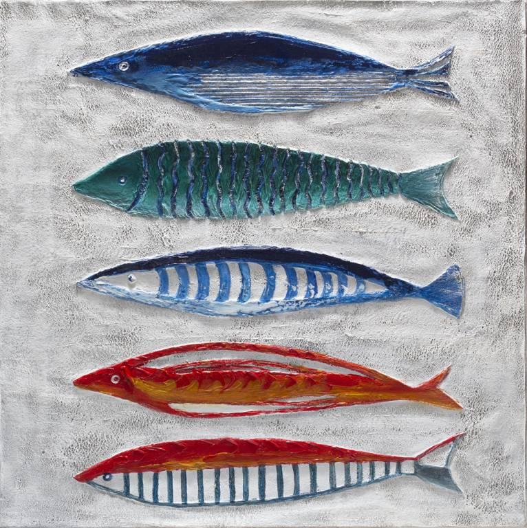 Dipinto art. z470 100×100