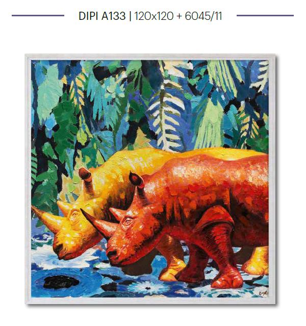 Dipinto elite a133 120×120