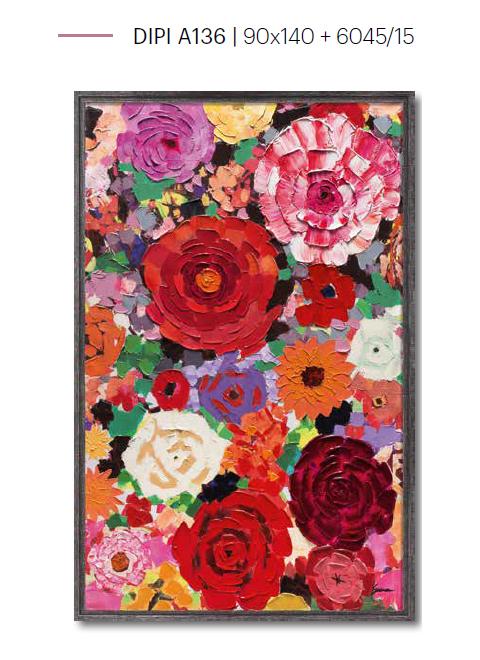 Dipinto elite a136 90×140