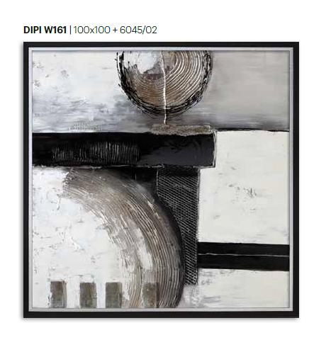 Dipinto art. w161 100×100