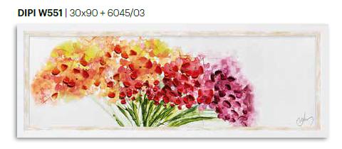 Dipinto art. w551 30×90