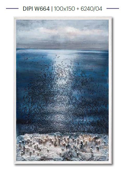 Dipinto elite art. w664 100×150