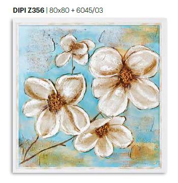 Dipinto art. z356 80×80