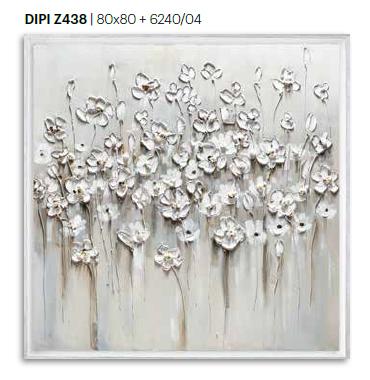 Dipinto art. z438 80×80