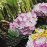 Dipinto art. z533 80×80