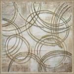 Dipinto art. z558 100×100