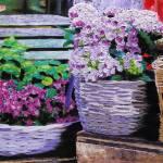 Dipinto art. z560 100×100