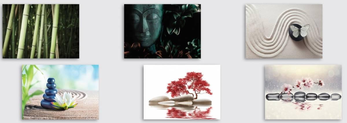 Canvas mixm 6  25×35 zen